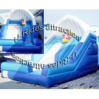 Wholesale Backyard Water Inflatable Slide from china suppliers