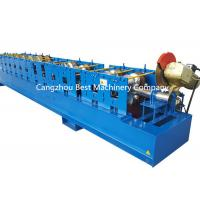 Wholesale Hydraulic Down Spout Roll Forming Machine For Round And Square Pipe from china suppliers