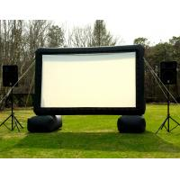Wholesale Black White Outdoor Inflatable Advertising Products 40'X22.5' from china suppliers