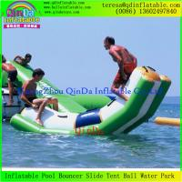 Wholesale High Quality Hot Sale Factory Sales Inflatable Water Seesaw Toy Custom-made Color And Size from china suppliers