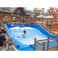 Wholesale 165kw Standard Size Surf Simulator Machine Swimming Pool Water Slide from china suppliers