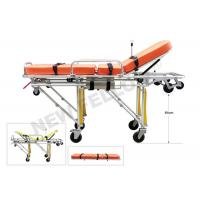 Wholesale Detached Wheeled Patient Transport Stretcher Stainless Steel Stretchers from china suppliers