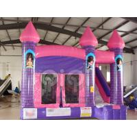Wholesale Princess Jumping Castle with Slide from china suppliers