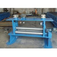 Wholesale Horizontal and Vertical Accessory Equipment Roof Sheet Curving Machine Corrugated IBR Profile from china suppliers