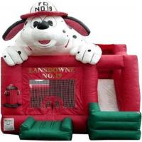 Buy cheap Inflatable Combo with Inflatable Castle and Inflatable Slide from wholesalers