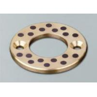Wholesale Solid Lubricant Cast Bronze Bearings Thrust Washer Anti Erosion from china suppliers