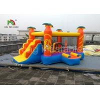 Wholesale Outdoor Inflatable Jumping Jacks Jumping Castles , Kids Bouncy Castles for Commercial , Hire from china suppliers