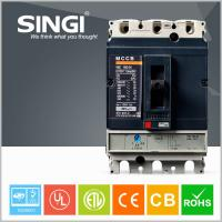 Wholesale SINGI 160amp Moulded Case Circuit Breaker mccb for industrial , commercial from china suppliers
