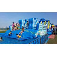 Quality water playground slide for sale for sale