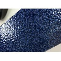 Wholesale Blue Hammer Texture Thermosetting Outdoor Powder Coating Metallic Effect from china suppliers
