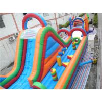 Wholesale Inflatable Playground with Giant Slide (CYFC-01) from china suppliers