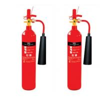 Wholesale Carton Steel Carbon Dioxide Fire Extinguisher 3kg Co2 Type Fire Extinguisher from china suppliers