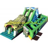 Wholesale inflatable park ,inflatable amusement park,inflatable obstacle course playground from china suppliers