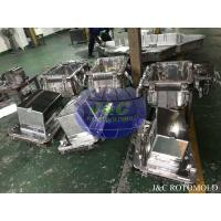 China Rotomoulding Cooler Box Moulds Mirror Surface , Precision Rotational Molding on sale