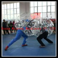 Wholesale buddy bumper ball for adult inflatable human soccer bubble ball for football from china suppliers
