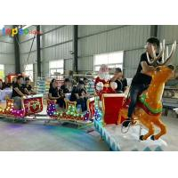 Wholesale Amusement Mini Backyard Roller Coaster 3-5 Rpm Stereo Surround Sound from china suppliers