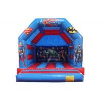 Wholesale Inflatable Super hero Bouncy Castle /Inflatable Bounce House WSC-234 from china suppliers