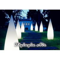 Wholesale Decorative Stage Light Inflatable Cone for Party and Yard Decoration from china suppliers