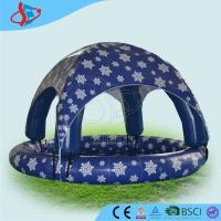 Wholesale Transparent PVC Cloth Inflatable Event Tent Inflatable Dome Tent For Kids from china suppliers