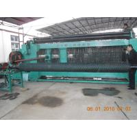 China Heavy Duty Automatic Weaving Machine , 4500 Mm Max Width Gabion Box Machine on sale