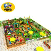 Wholesale Colorful Kids Indoor Playground Equipment Capacity 70 Children Per 100 Square Meters from china suppliers