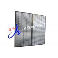 Wholesale 2 - 3 Layers Oil Drilling Composite Shaker Screen For Mi- Swaco Mongoose from china suppliers