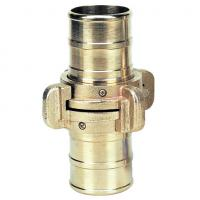 Wholesale 2 Inch - 4 Inch Fire Hose Fittings Couplings , Male / Female Fire Hose Thread Adapters from china suppliers