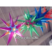 Decorative LED Inflatable Star for Halloween and Bar Decoration
