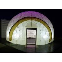 Wholesale Led Lighting Inflatable Event Tent 15ft Advertising Inflatable Lawn Tent from china suppliers