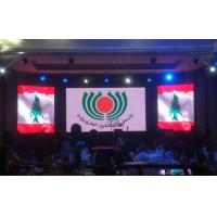 Wholesale High Brightness Rental LED Display / P4 Indoor LED Billboard For Stage Rental from china suppliers