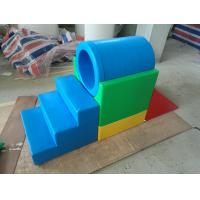 Wholesale Customized Foam Climbing Blocks For Toddlers , Soft Play Area Equipment Cute Design from china suppliers