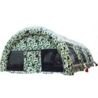 Wholesale Camouflage Inflatable Military Tent from china suppliers
