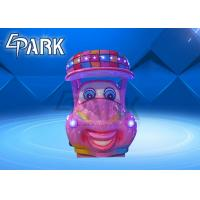 Wholesale Fashion Kids Coin Operated Game Machine Happy Little Red Riding Hood Kiddie Ride Train from china suppliers