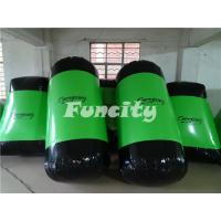 Wholesale Customized Inflatable Sport Games , Paintball Field for Paintball Bunkers 27PC from china suppliers
