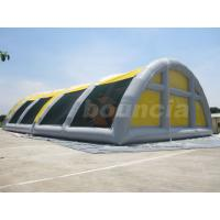 Wholesale 30mL*18mW*8mH Airtight Inflatable Paintball Field For Sale from china suppliers