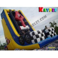 Wholesale Inflatable car racing slide, Inflatable slide Game from china suppliers