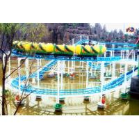 Wholesale Park Playground Equipment Slides Junior Roller Coaster For Amusement from china suppliers