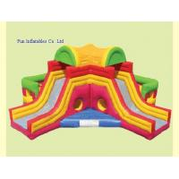 Buy cheap Inflatable Bouncer Combo(Various Sizes,Designs) from wholesalers
