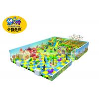 Wholesale One Square Meter Soft Play Area Equipment For Super Market CE ISO9001 TUE from china suppliers