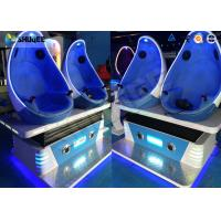 Wholesale Luxurious Virtual Reality / VR 9d Cinema Simulator Game Machine For Shopping Mall from china suppliers