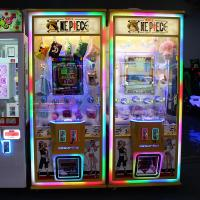 Wholesale Pirate King Themed Prize Vending Machine Coin Operated Toy Vending Machines For Fun from china suppliers
