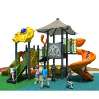 China Plastic Slide Outdoor Play Ground for Kids, Play Ground Equipment Outdoor on sale