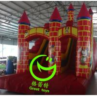 Wholesale Best selling  mickey mouse inflatable slide  with 24months warranty GT-SAR-1646 from china suppliers